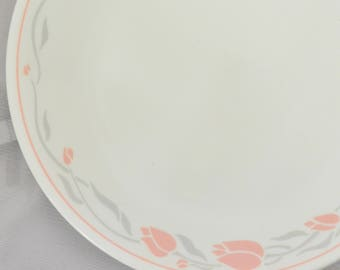 Corelle St. Claire Dinner Plate | Set of Three 3 | Tulip Corning | Saint