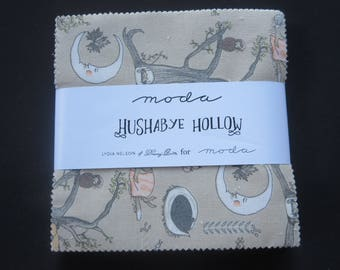 Hushabye Hollow Charm Pack - Only 9 Remaining! - Lydia Nelson For Moda