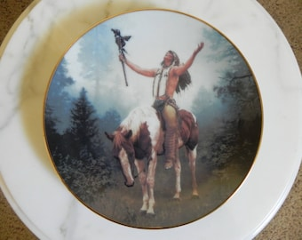Deliverance Collectible Wall Plate