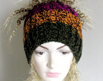 Dreadlock accessories Mens dreadlock tube hat Womens Hat plain hair wrap, dread band tube hat knited women hat Crochet Tube