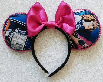 Star wars minnie ears