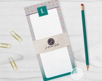 Notepad, Listpad, Deskpad, Mini pad- Geo 1 - 17003