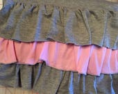 Ruffle Pants -  Three Ruf...