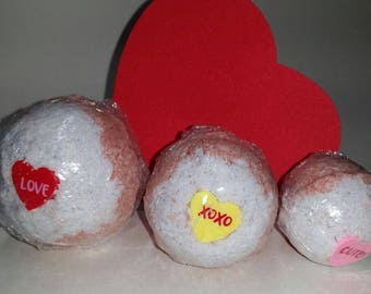 Romance Bath Bombs