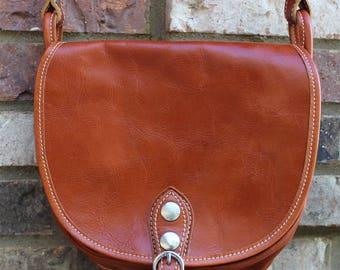 Vintage Italian Crossbody Bag