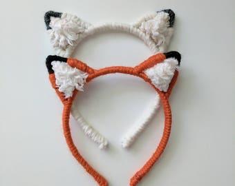 Fox // Woodland or Arctic // Tukka Tot Essential