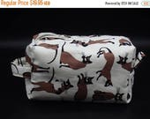 Christmasinjuly CIJ Sale Siamese Cat Pouch, Kitty Bag, Zip Pouch, Ditty Bag, Toiletry Kit, Cosmetics Case, Toy Bag, Shave Kit, Travel Case,