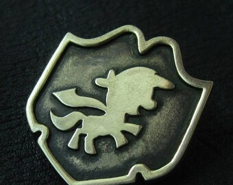 Bronze Cutie Mark Crusaders brooch