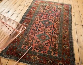 3.5x6 Antique Lilihan Rug