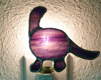 Dinosaur Night Light Etsy