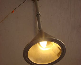 Recycled Lab sink Pendant