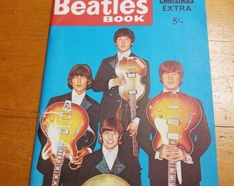 The Bealtes Book ~ 1966 Christmas Extra