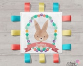 Rabbit - Personalised tag...