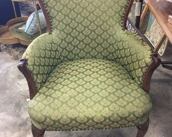 Green Parlor Chair #172