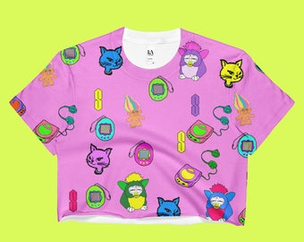Limited Edition 90s Nostalgia Crop Top