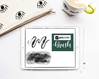 Procreate Brush for Ipad, Ipad Lettering, Ipad Calligraphy, Ipad Pro