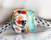 Small Core LoveChirps Birds Artisan Bead SRA Lampwork Beads BHB