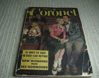 1951 Coronet magazine