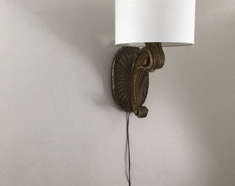 Large French Light Sconce