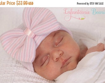SALE 25% OFF baby girl newborn girl take home outfit infanteenie beanie baby newborn hat newborn girl baby hats newborn hats baby girl cloth