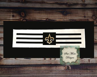 Fleur De Lis iPhone Charger Wrap ~ Custom ~ Made to Order Charger Decal