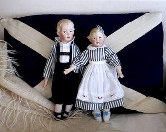 Hansel and Gretel pair