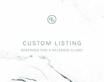 Custom Listings