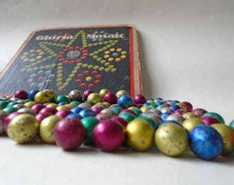 Vintage Mosaic Toy Gloria Mosaic