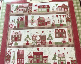 Crabapple Hill Quilt Pattern Hand Embroidery 274 Vintage