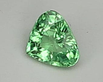 0.97 Ct Natural Green Garnet Tsavorite Unheated