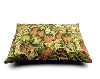 Tapestry Fabric  Oblong / Lumbar Throw Pillow Cover Rectangular Cushion Cover Tapestry Fabric
