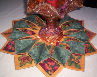 Fall Table Center Piece, Handmade