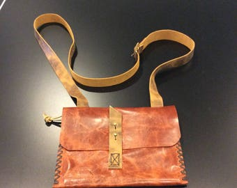 Small Leather Purse for Girls,Leather Purse for Teenagers,Women Shoulder Purse,Light Women Small Bag,Handmade Small Bag