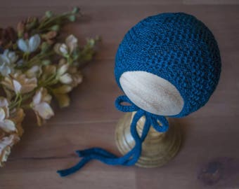 Merino Bonnet - made to order
