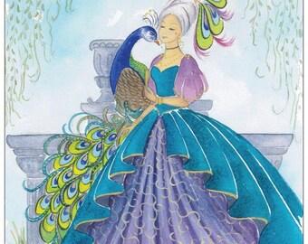 Princess Rosette - postcard