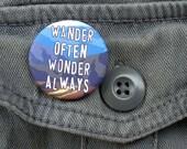 Wander Often, Wonder Ofte...