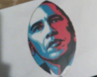 Big Obama magnet