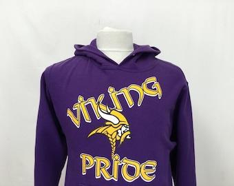 Viking Pride Purple Hoodie