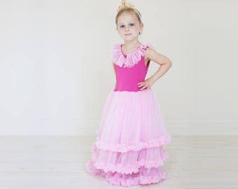 NEW Aurora Dress - sleeping beauty Princess Aurora dress pettiskirt dress couture inspired princess dress