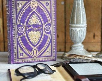 20% OFF SALE Harry Potter Themed Kindle Case for eReader & Tablet - Book of Spells