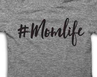 Momlife shirt