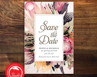 Wedding save the dates in Australia