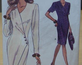 Free shipping! Vogue 8530 dress sewing pattern 18 20 22 UNCUT