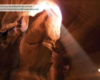 Antelope Canyon, Arizona, Fine Art Photo Print