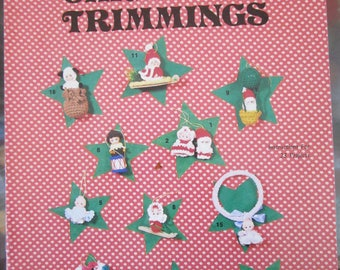 Crochet Chritmas Trimmings