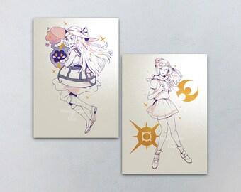 Lillie 5x7 Prints