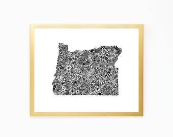 Overgrown Oregon