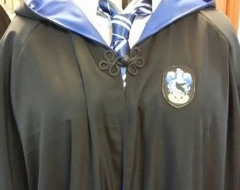 10yr Anniversary Sale Authentic Replica HP Wizard Robes!  Any of the 4 Houses!!  A Harry Potter Fan Must Have!!!! Adult sizes - READ Discrip