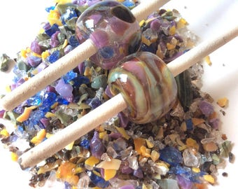 Witches Brew - Glass Frit Blend - CoE 92 - 96 (suitable for use on glass COE 90 - 104) 25g