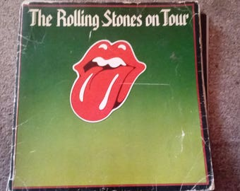 Rolling stones on tour, Dragons Dream first edition